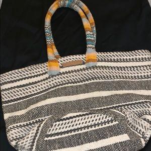 Reversible Billabong Woven Bag